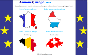 Petite Annonce Europe