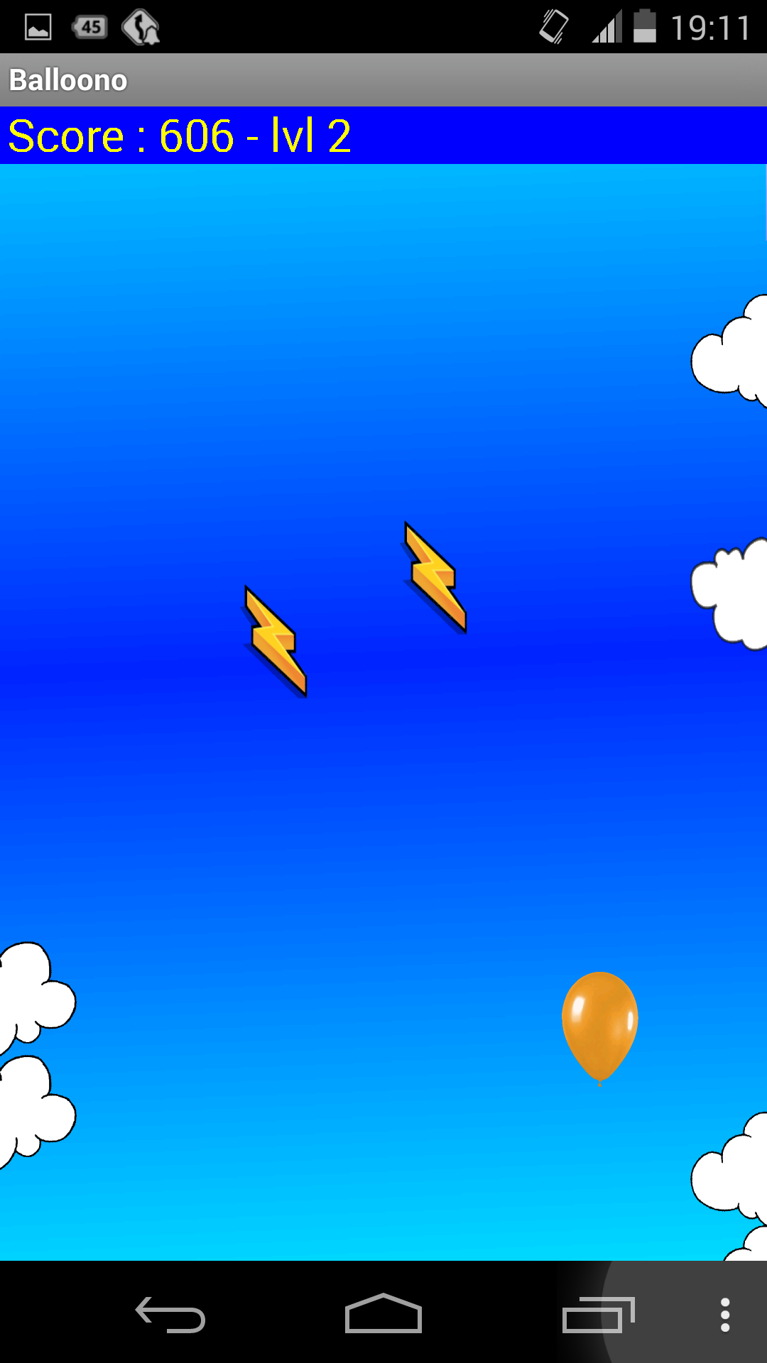 Balloono Android Game