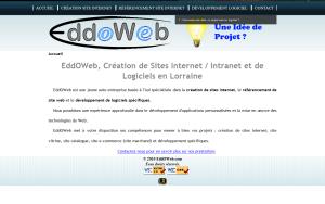 Creation site web lorraine