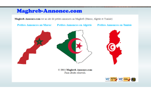 Petite Annonce Maghreb